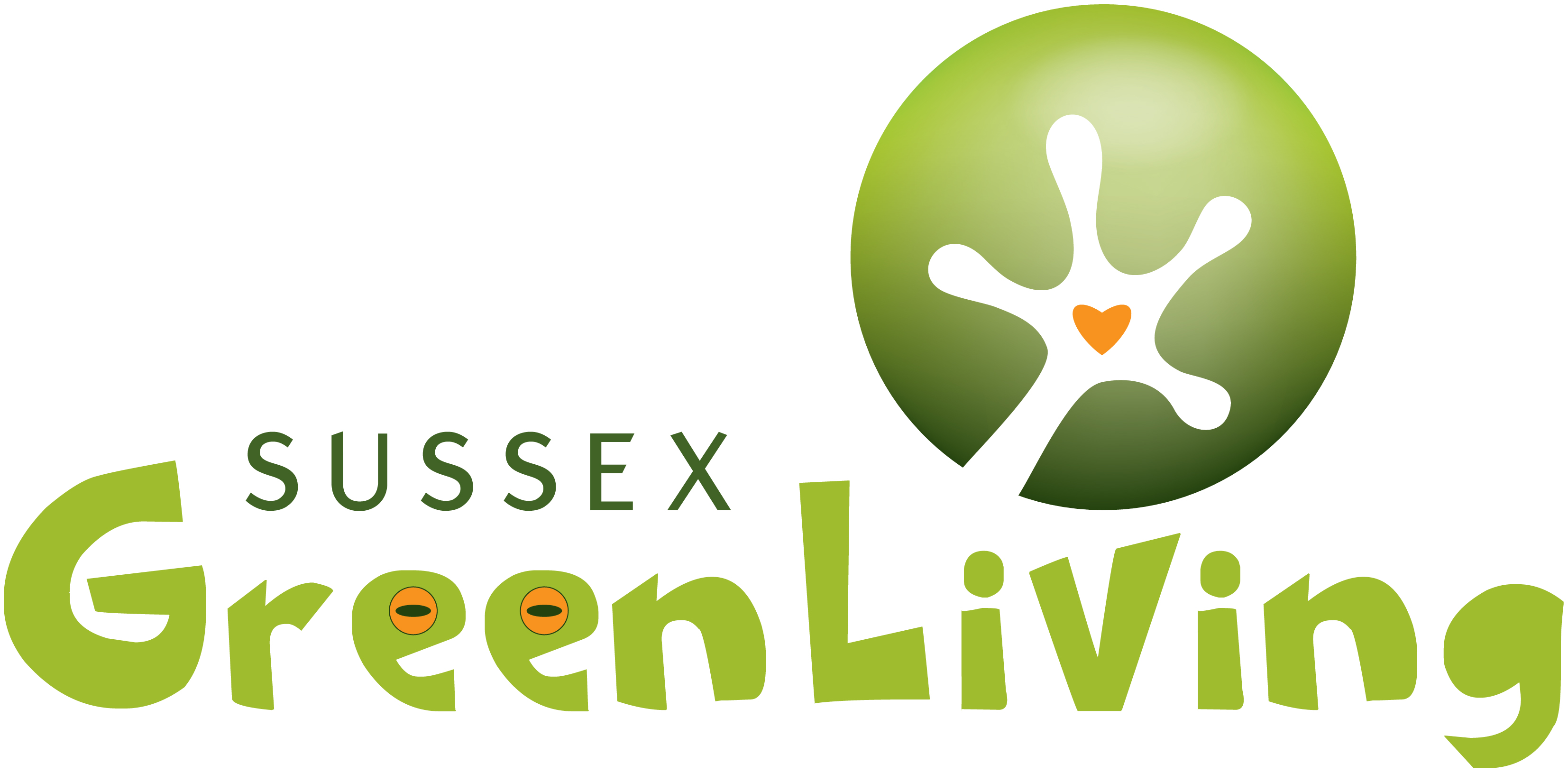 Sussex green living logo rgb sussex green living for Greenliving com