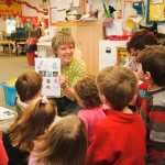 Learning about recycling