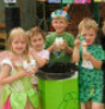 yogurt pot recycling