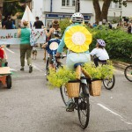 Billingshurst Carnival – greener transport, 1st place walking, 2nd cycling, 3rd to the electric bike!