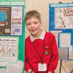 Adam Cort winning KS2 'The Future We Want' competition
