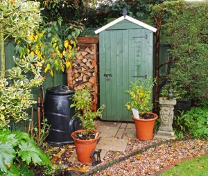 Where to put your composter