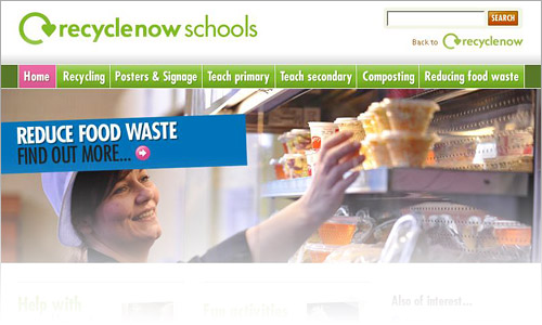 Recycle Now Schools