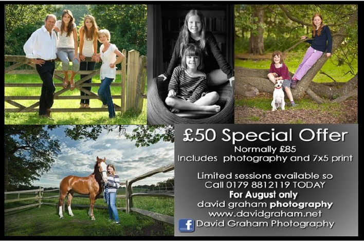 Photography special offer