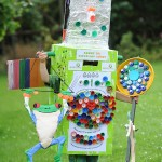 Ronny the Recycling Robot