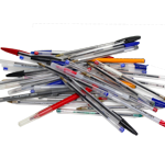 Writing Instruments recycling
