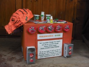 TerraCycle Tiger