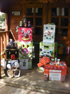 Sussex Green Living recycled robots