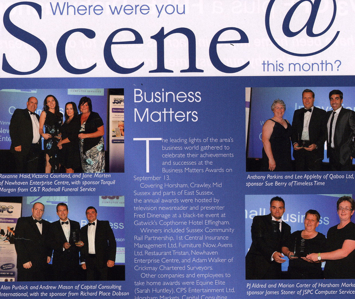 Business Matters Awards