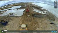 Environment Agency – Medmerry British coastal history*