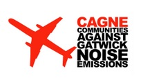 CAGNE communities against Gatwick noise emissions