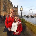 Carrie Cort shortlisted as WWF Community Hero & Adam winner of KS2 'The Future We Want' competition
