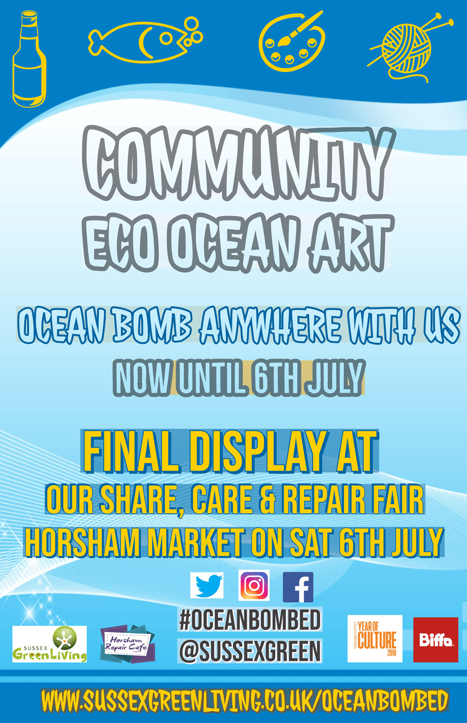 Community Eco Ocean Art