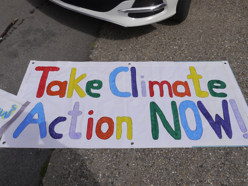 Take Climate Action Now